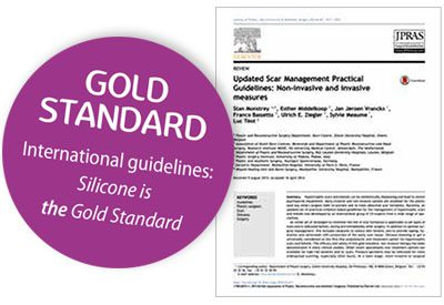 silicone therapy gold standard